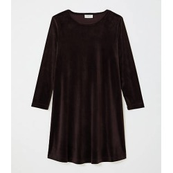 LOFT Velour Swing Dress found on MODAPINS from LOFT Outlet for USD $18.99