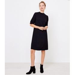 Loft Petite Ponte Shift Dress found on Bargain Bro from loft.com for USD $26.51