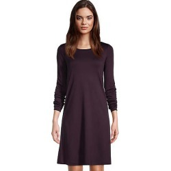 Loft Long Sleeve Swing Dress found on MODAPINS from LOFT Outlet for USD $26.99