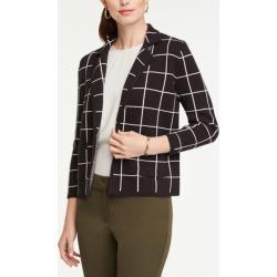 Ann Taylor Jacket Pockets Lined Blazer