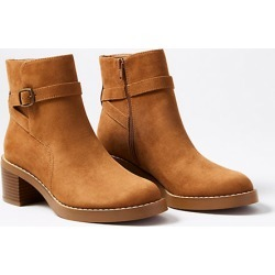 Loft Ankle Riding Boots found on Bargain Bro from loft.com for USD $82.83