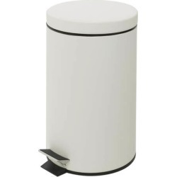 Becker Pedal Bin 12 Ltr White by Freedom found on Bargain Bro from freedom.com.au for USD $17.59