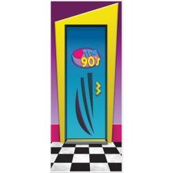 90's Door Cover by Windy City Novelties