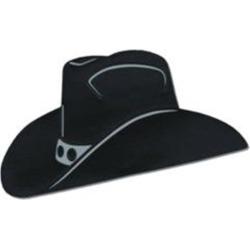 Cowboy Hat Cutout by Windy City Novelties