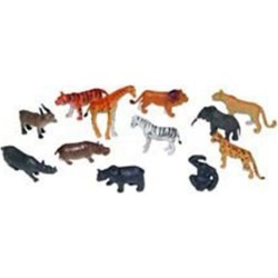 Toy Wild Animals by Windy City Novelties