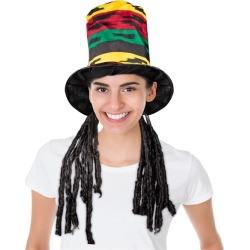 Dreadlocks Rasta Hat by Windy City Novelties