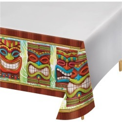 Tiki Time Table Cover by Windy City Novelties found on Bargain Bro India from Windy City Novelties for $6.10