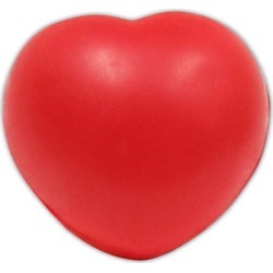 Heart Shaped Stress Balls by Windy City Novelties