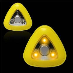 Yellow Flicker Light by Windy City Novelties
