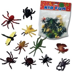 Toy Insect Assortment by Windy City Novelties