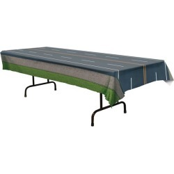 Road Table Cover by Windy City Novelties