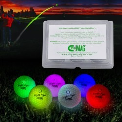 ProMAG Lighted Golf Balls by Windy City Novelties found on Bargain Bro India from Windy City Novelties for $48.15