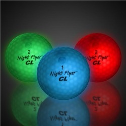 Night Flyer Golf Balls Variety Pack by Windy City Novelties found on Bargain Bro India from Windy City Novelties for $26.05