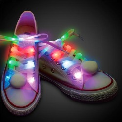 LED Shoelaces by Windy City Novelties