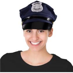 Police Hat by Windy City Novelties
