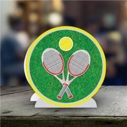 Tennis Centerpiece by Windy City Novelties