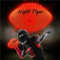 LED Football by Windy City Novelties