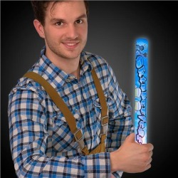 LED Oktoberfest Foam Lumiton by Windy City Novelties