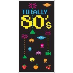 80's Door Cover by Windy City Novelties