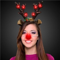 LED Reindeer Kit by Windy City Novelties