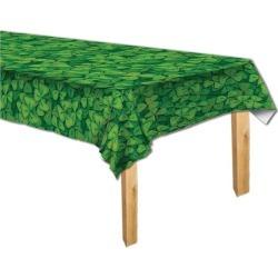 Shamrocks Table Cover by Windy City Novelties