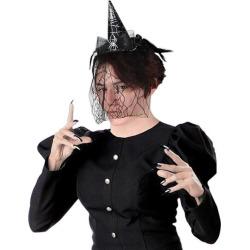 Witch Hat Headband by Windy City Novelties