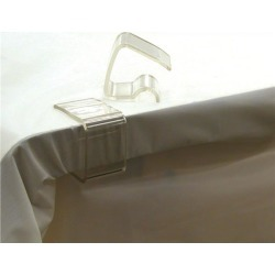 Table Cover Clips by Windy City Novelties