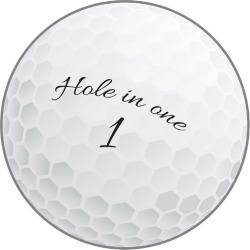 Golf Ball Cutout by Windy City Novelties found on Bargain Bro from Windy City Novelties for USD $2.24