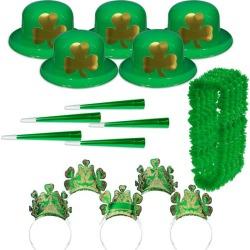 St. Patrick's Day Party Kit for 50 by Windy City Novelties