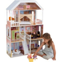Savannah Dollhouse | Toys & Character | George found on Bargain Bro from  for $