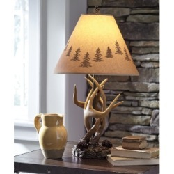 Derek Table Lamp (Set of 2), Brown found on Bargain Bro Philippines from Ashley Furniture for $86.99