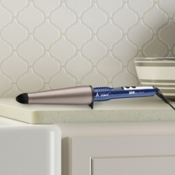 Conair Conair You Big Waves Bombo Hair Wand, Blue found on Bargain Bro Philippines from Ashley Furniture for $41.99