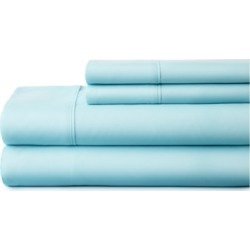4 Piece Premium Ultra Soft Full Bed Sheet Set, Aqua found on Bargain Bro Philippines from Ashley Furniture for $31.99