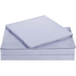 Microfiber Truly Soft King Sheet Set, Lavender found on Bargain Bro Philippines from Ashley Furniture for $32.99
