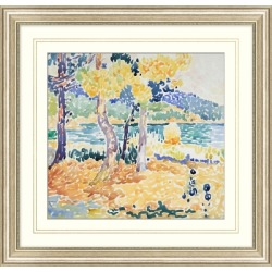 Giclee French Country Wall Art, Multi found on Bargain Bro India from Ashley Furniture for $114.99