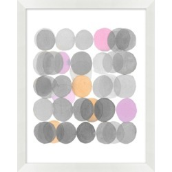 Giclee Loose Grid Wall Art, Multi found on Bargain Bro Philippines from Ashley Furniture for $85.99
