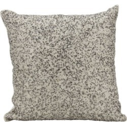 Modern Broken Mirror Luminescence Pewter/Silver Pillow, Gray found on Bargain Bro India from Ashley Furniture for $49.99