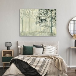 Misty Forest Alpha 20X24 Metal Wall Art, Gray found on Bargain Bro India from Ashley Furniture for $172.99