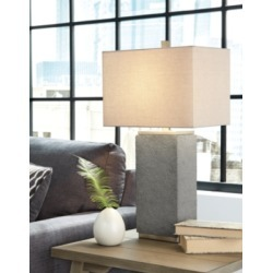 Amergin Table Lamp (Set of 2), Grain found on Bargain Bro Philippines from Ashley Furniture for $79.99