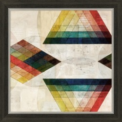 Giclee Color Spectrum Wall Art, Multi found on Bargain Bro Philippines from Ashley Furniture for $274.99