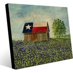 Texas Barn Alpha 11X14 Metal Wall Art, Multi found on Bargain Bro India from Ashley Furniture for $104.99