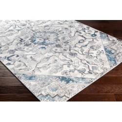 Home Accent Princess 2' x 3' Accent Rug, Blue found on Bargain Bro from Ashley Furniture for USD $34.95