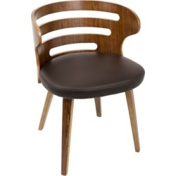 Cosi Dining Chair, Brown