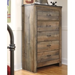 Trinell Chest of Drawers, Brown