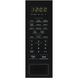Sharp 1.1-Cu. Ft. 1000W Countertop Microwave Oven, Black found on Bargain Bro Philippines from Ashley Furniture for $129.99