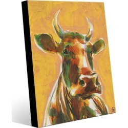 Audelia Sunset 20X24 Metal Wall Art, Yellow/Brown found on Bargain Bro India from Ashley Furniture for $179.99