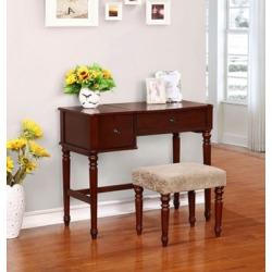 Wyndham Vanity Set, Brown