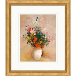 Giclee Amazing Bouquet Wall Art, Multi found on Bargain Bro India from Ashley Furniture for $125.99