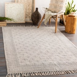 Home Accent Kerstin 8' x 10' Area Rug, Black/Gray found on Bargain Bro from Ashley Furniture for USD $175.55
