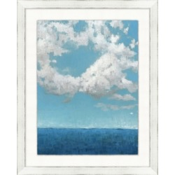 Giclee Summer Ocean Wall Art, Blue found on Bargain Bro from Ashley Furniture for USD $96.51